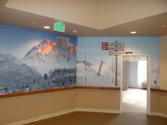 Corporate Office Wall Murals