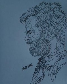 Meet James Howlett aka Logan aka Wolverine aka Weapon X. A long-lived mutant with the rage of a beast and the soul of a samurai. He is without question, the ultimate weapon. ✝💀✝ #JamesHowlett #Logan #Wolverine #WeaponX
