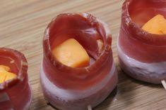Smoked Pig Shots: Big Cheddar and Onion Cooking Ham In Crockpot, Best Cooking Oil, Cooking Roast Beef, Smoker Cooking, Pig Shot, Cooking Chicken Wings, Chicken Bombs, Bbq Chicken, Cooking The Perfect Steak