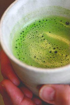 Matcha tea