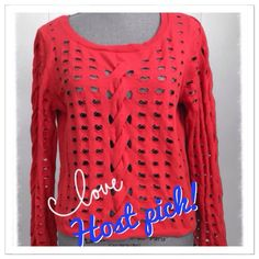 Selling this 🎉🎉HOST PICK🎉 Rock & Republic distressed sweater on Poshmark! My username is: pegster67. #shopmycloset #poshmark #fashion #shopping #style #forsale #Rock & Republic #Sweaters