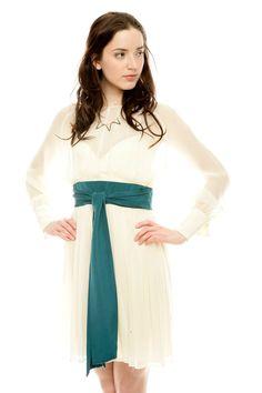 Shoptiques — Chiffon Tie Dress