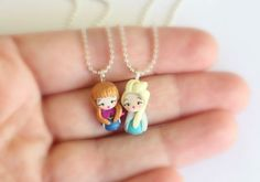 A necklace for the sister you'd never let freeze. | 23 Perfect Things For Sisters Who Are Also Besties