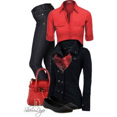 Untitled #697, created by sherri-leger on Polyvore