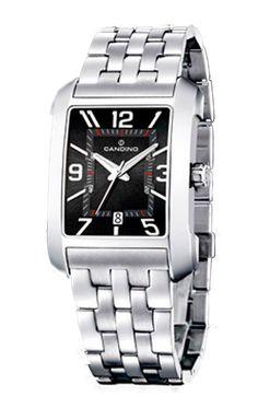 Reloj analógico Candino http://www.marjoya.com/relojes-todos-los-relojes-relojes-para-hombre-reloj-candino-acero-analogico-hombre-c4335d-p-2765.html