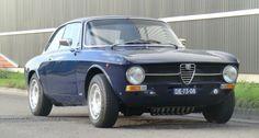 1971 Alfa Romeo GT Junior - 1750 Rally