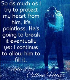Ugly Love by Colleen Hoover ~♡AB♡~