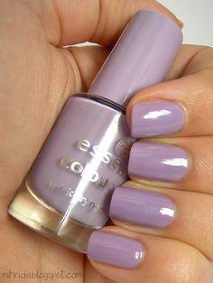 essence - no more drama Cute soft color :)))