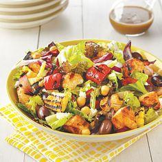 Grilled Chicken Salad #recipe