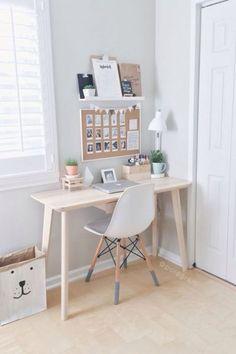 Trucs om je kleine werkkamer groter te doen lijken: 8x handige interieurtips
