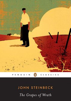 First published in 1939, Steinbeck's Pulitzer Prize-winning epic of the Great Depression chronicles the Dust Bowl migration of the 1930s and tells the story of one Oklahoma farm family, the Joads-driven from their homestead and forced to travel west t...more