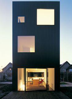Pezo Von Ellrichshausen Architects, Cristobal Palma · WOLF House · Divisare