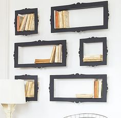nice idea for wall decoration