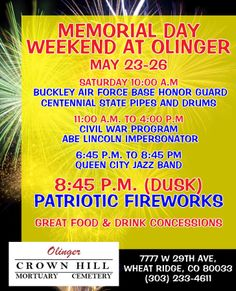 denver music memorial day weekend
