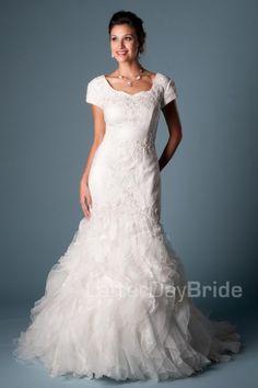 Mariska - Wedding Dress Front