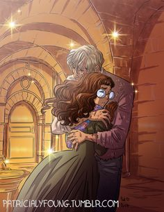 I FINALLY finished the color of this illustration! It was a p … - Fantasy Book Dramione, Book Tv, Book Series, Fan Art, Draco And Hermione, Harry Potter, Book Aesthetic, Fantasy Books, Book Fandoms