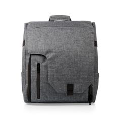 f386bed2f95 Oniva by Picnic Time Commuter Travel Backpack Cooler - Gray Backpack Cooler