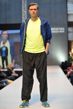 Pokaz NEW BALANCE, 8. Manufaktura Fashion Week/Fast Fashion, fot. Łukasz Szeląg.  #fashionweekpoland #fashionweekpl  #fall #trends #fashionphilosophy #fashionaddict #manufaktura