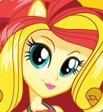 My Little Pony Equestria Girls - Sunset Shimmer