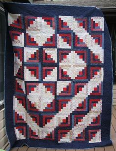 My third quilt for Quilts of Valor