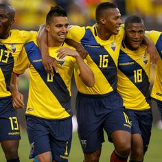 Highlights: Ecuador 4-0 Haiti