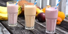Simply superb smoothies