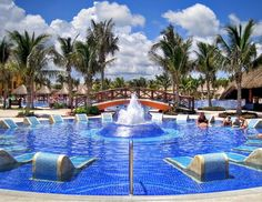 Barcelo Maya Palace in the Rivera Maya, Mexico.  Me and my husband's first trip out of the country - loved it! Can't wait to go back.