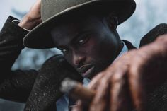 Cinematic Portrait Photography by Robert Jordan III #inspiration #photography