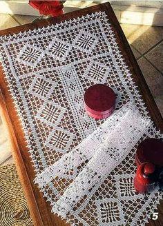 Kira scheme crochet: Scheme crochet no. 1103