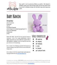 Craft Patterns, Knitting Patterns, Crochet Patterns, Crochet Baby Mobiles, Crochet Elephant, Crochet Videos, Diy For Girls, Diy Crochet, Diy Crafts