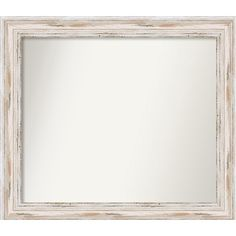 Found it at Wayfair - Marion Wood Wall Mirror