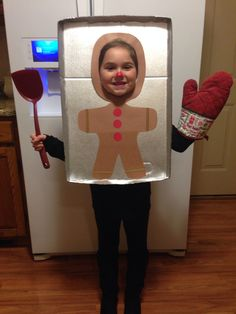 tacky christmas costumes Gingerbread Man costume Plus Christmas Character Costumes, Christmas Characters, Funny Christmas Costumes, Homemade Halloween Costumes, Halloween Crafts, Halloween Decorations, Book Costumes, Diy Costumes, Costume Ideas