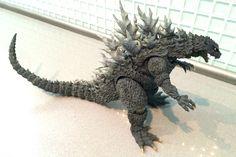 "Bandai Tamashii Nations Monster Arts Godzilla 2000 Millennium Special Color Version (7"" tall)"