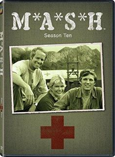 Alan Alda & Mike Farrell - M*a*s*h Tv Season 10