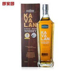 2015WWA 包邮洋酒 台湾KAVALAN噶玛兰纯麦威士忌(混桶)700ml-tmall.com天猫