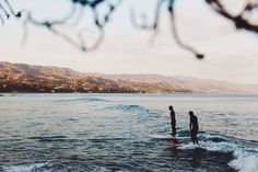 Go on a father & son surf trip.