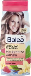 Jeden Tag Shampoo Himbeere Vanille LE
