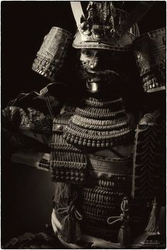 Japanese samurai armor and helmet, Yoroi kabuto 鎧兜
