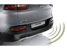 A parking sensor can be found in every electronic parking aid.