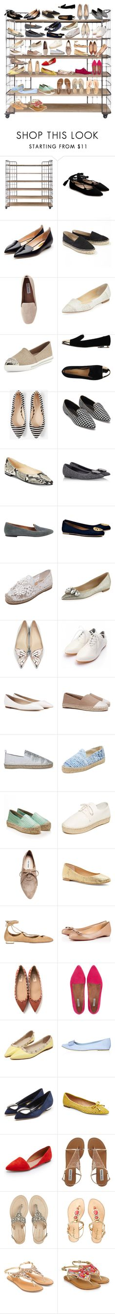 """""""shoes 3"""" by azra-99 on Polyvore featuring Moe's, Rupert Sanderson, Chanel, Steve Madden, Jimmy Choo, Miu Miu, Dsquared2, CO, Circus by Sam Edelman and RAS"""