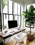 65 Modern Farmhouse Home Office With Black Window Trim – Farmhouse Room – – Modern Office Design Bureau Design, Style At Home, Magnolia Homes, Black Window Trims, Office Lounge, Office Chairs, Home Office Design, Office Designs, Home Fashion