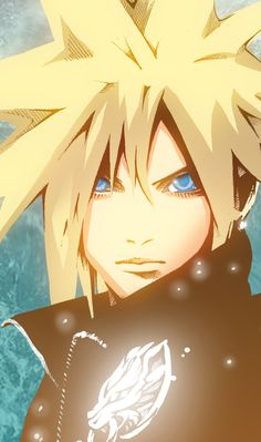 Final Fantasy VII, Cloud Strife