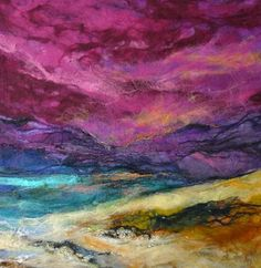 Ruby Sky, Heather Glen by Moy Mackay