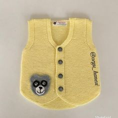 Crochet For Kids, Crochet Baby, Moda Emo, Knit Vest, Crochet Fashion, Baby Dress, Elsa, Baby Kids, Kids Fashion