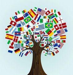le monde en arbre