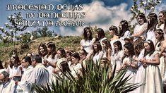 Procesión de las 100 doncellas tradición de Sorzano La Rioja 2018 Videos, Movies, Movie Posters, The 100, Films, Film Poster, Cinema, Movie, Film