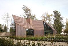 GRAUX & BAEYENS architects, Filip Dujardin · house VDV · Divisare