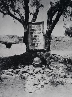 Small monument erected by members of the International Brigades to their comrades killed in the Battle of Jarama 1937 Nerja Spain, Hospital Jobs, Modern History, Poster On, Day Of The Dead, Civilization, Old Photos, World War, Victorious