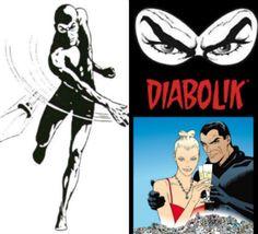 L'italiano con i fumetti: Diabolik