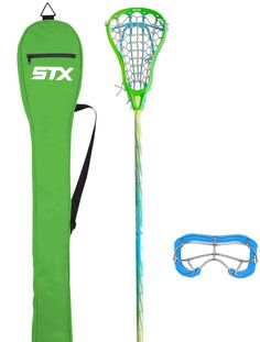 via sports unlimited Stx Lacrosse, Girls Lacrosse, Stick Sports, Lacrosse Sticks, Sports Equipment, Electric Blue, Girls Shopping, Packing, Kid Activities